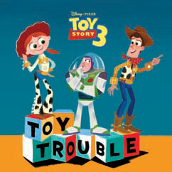 Cover for Toy Trouble