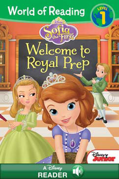 Cover for Welcome to Royal Prep