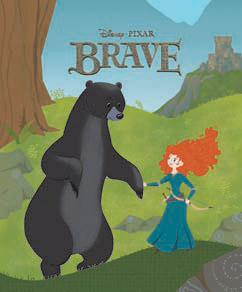 Cover for Brave