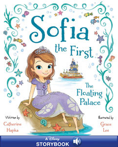 Cover for The Floating Palace
