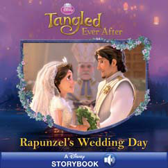 Cover for Rapunzel's Wedding Day