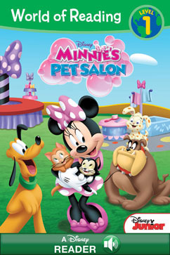 Cover for Minnie's Pet Salon