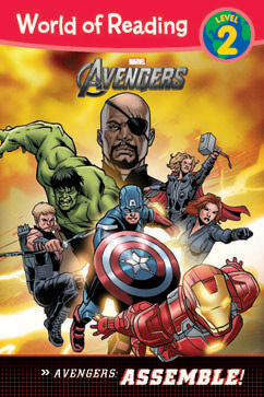 Cover for Avengers: Assemble!