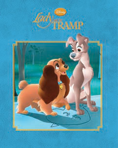 Cover for Lady and the Tramp