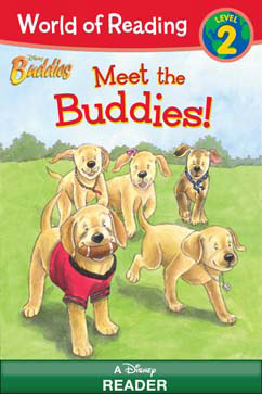 Cover for Meet the Buddies