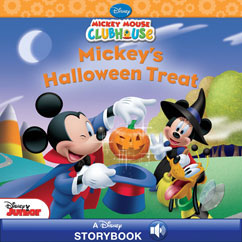 Cover for Mickey's Halloween Treat