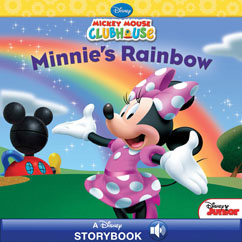 Cover for Minnie's Rainbow