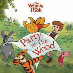 Cover for Party In The Wood