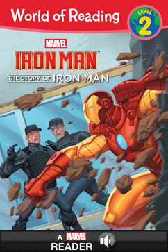 Cover for The Story of Iron Man
