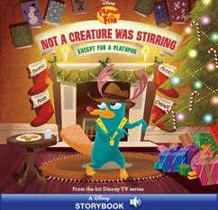Cover for Not a Creature Was Stirring