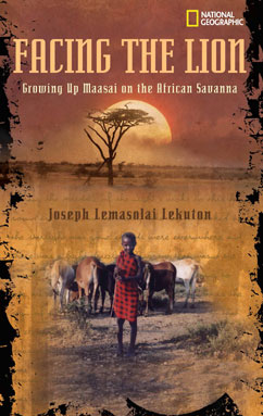 Cover for Facing the Lion