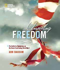 Cover for Unraveling Freedom