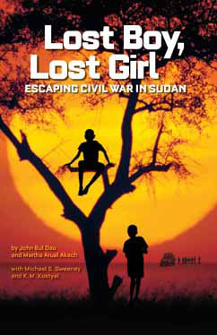 Cover for Lost Boy, Lost Girl