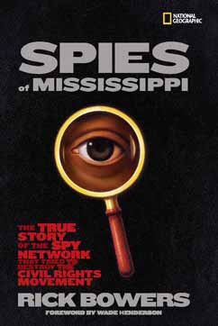 Cover for Spies of Mississippi