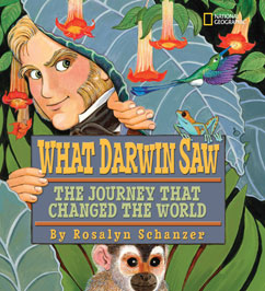 Cover for What Darwin Saw