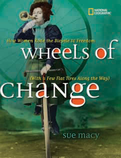 Cover for Wheels of Change