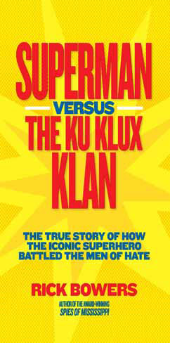 Cover for Superman versus the Ku Klux Klan