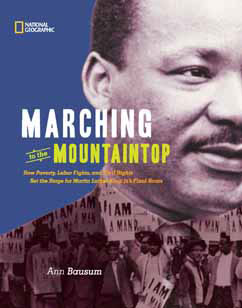 Cover for Marching to the Mountaintop