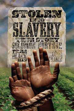 Cover for Stolen into Slavery
