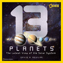 Cover for 13 Planets