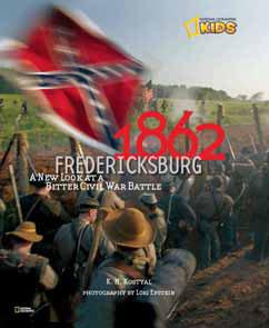 Cover for 1862: Fredericksburg