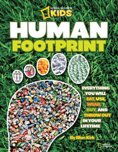 Cover for Human Footprint