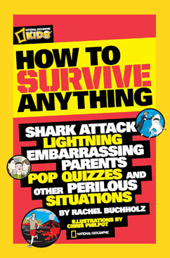 Cover for How to Survive Anything