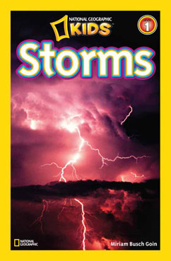 Cover for Storms!