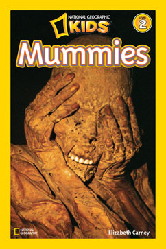 Cover for Mummies