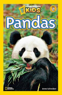 Cover for Pandas
