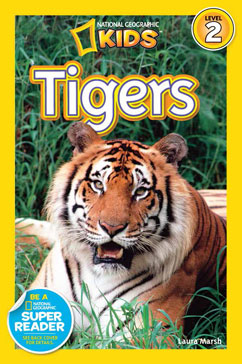 Cover for Tigers