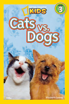 Cover for Cats vs. Dogs