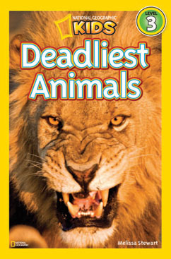 Cover for Deadliest Animals