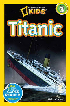 Cover for Titanic