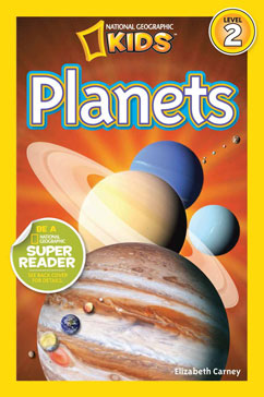 Cover for Planets