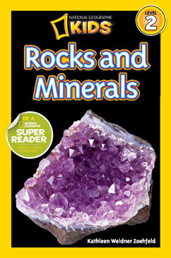 Cover for Rocks and Minerals