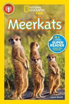 Cover for Meerkats