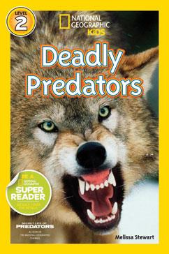 Cover for Deadly Predators