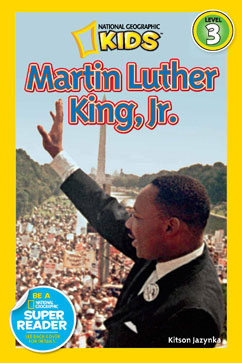 Cover for Martin Luther King, Jr.