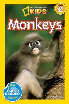 Cover for Monkeys