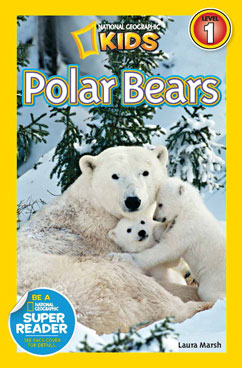 Cover for Polar Bears
