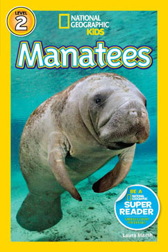 Cover for Manatees
