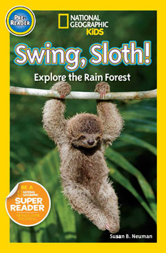 Cover for Swing, Sloth!