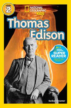 Cover for Thomas Edison