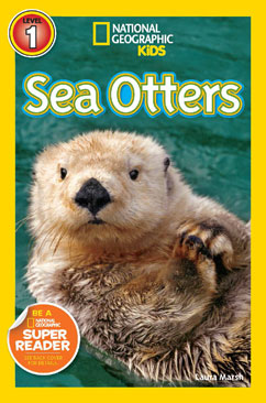 Cover for Sea Otters