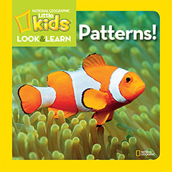 Cover for National Geographic Kids Look and Learn: Patterns!