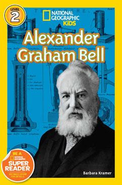 Cover for Alexander Graham Bell