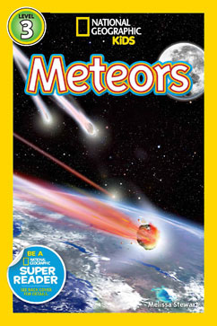 Cover for Meteors