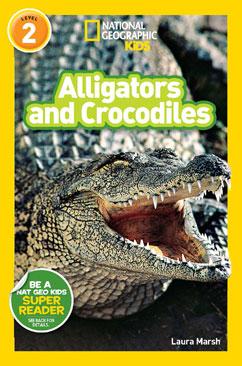 Cover for Alligators and Crocodiles