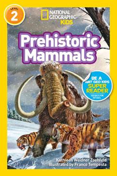 Cover for Prehistoric Mammals